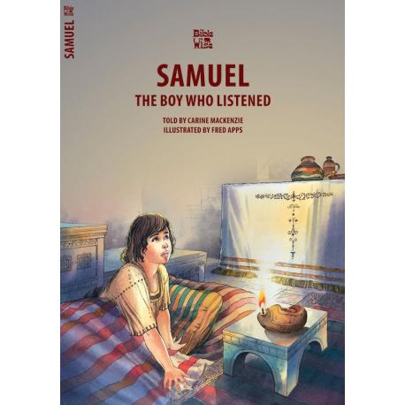 Engels, Samuel The Boy Who Listened, Carine MacKenzie