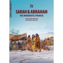 Engels, Kinderbijbel, Sarah & Abraham - The Wonderful Promise, Carine MacKenzie