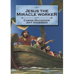Engels, Kinderbijbel, Jesus the Miracle Worker , Carine MacKenzie