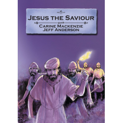 Engels, Kinderbijbel, Jesus - the Saviour, Carine MacKenzie