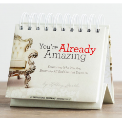 Engels, Bijbels Dagboek, You're already amazing, Holley Gerth