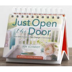 Engels, Bijbels Dagboek, Just Open The Door,  Jen Schmidt