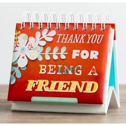 Engels, Bijbels Dagboek, Thank You for Being a Friend