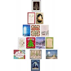 Engels, Kaarten, Kerst, Diverse