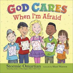 Engels, Kinderboek, God cares when I'm afraid, Stormie Omartian