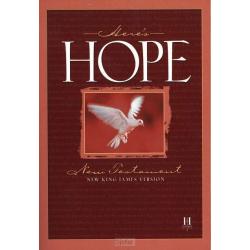 Engels, Nieuw Testament, NKJV, Here's Hope
