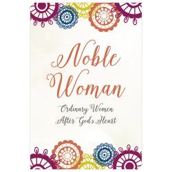 Engels, Bijbels Dagboek, Devotional - Noble Woman
