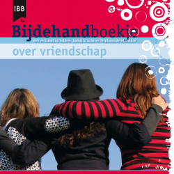 Nederlands, Bijdehandboekje over vriendschap