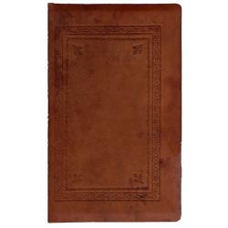 Nederlands, Bijbel, NBG '51, Medium formaat, Leer
