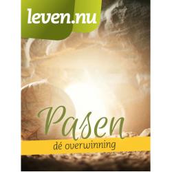 Nederlands, Traktaatboekje, Leven.nu - Pasen dé overwinning