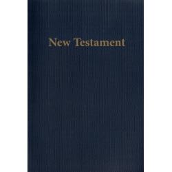 Engels, Nieuw Testament, NKJV, Medium formaat, Paperback