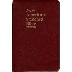 Engels, Bijbel, NASB, Groot formaat, Luxe uitgave