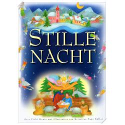 Nederlands, Kinderboek, Stille Nacht, Vicki Howie