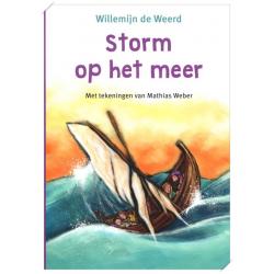 Storm op het meer, Willemijn de Weerd