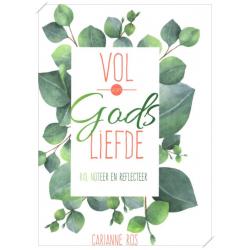 Notitieboek, Vol Gods Liefde, Carianne Ros