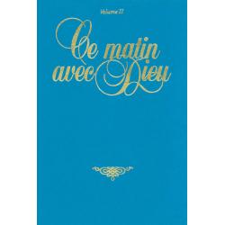 Frans, Bijbels Dagboek, Begin de dag met God