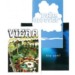 Slowaaks, Brochure, Diverse