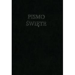 Pools, Bijbel, Nowa Biblia Gdańska, Groot formaat, Harde kaft