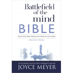 Engels, Amplified Bible, Battlefield of the mind Bible