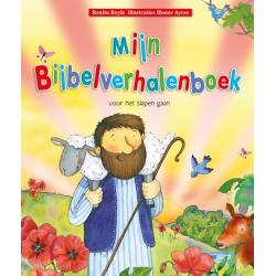 Nederlands, Kinderbijbel, Mijn Bijbelverhalenboek voor het slapen gaan, Renita Boyle