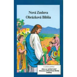 Slowaaks, Stripbijbel, Nieuw Testament, David Cook