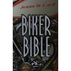 Engels, Nieuw Testament (NLT) Biker Bijbel