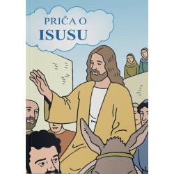 Kroatisch, Kinderbijbel, Het verhaal van Jezus