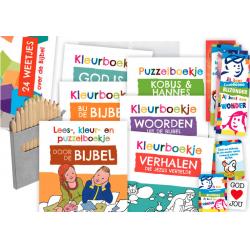 Nederlands, Kinderpakket, Thuis