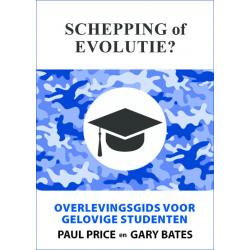 Nederlands, Brochure, Schepping of evolute, Paul Price