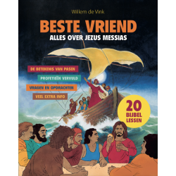 Nederlands, Kinderbijbellessen, Beste Vriend, Willem de Vink