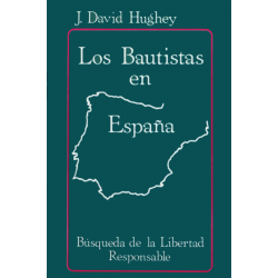 Spaans, Boek, Baptisten in Spanje, J. David Hughey