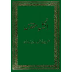 Urdu, Nieuw Testament, Medium Formaat, Paperback