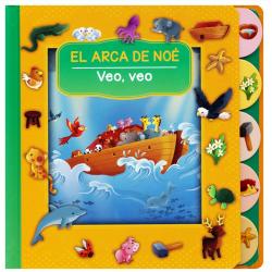 Spaans, Kinderboek, Zoek en vind: de Ark van Noach, Vanessa Carroll
