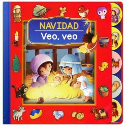 Spaans, Kinderboek, Zoek en vind: Kerst, Vanessa Carroll