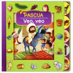 Spaans, Kinderboek, Zoek en vind: Pasen, Vanessa Carroll
