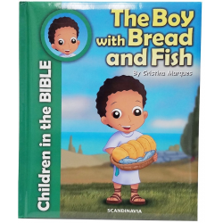 Engels, Kinderbijbelboek, The Boy with Bread and Fish, Cristina Marquès
