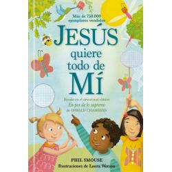 Spaans, Kinderdagboek, Jezus wil mij helemaal, Phil Smouse
