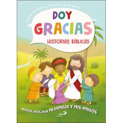 Spaans, Kinderbijbelboek, Ik bedank - Bijbelverhalen, Cecile Fodor