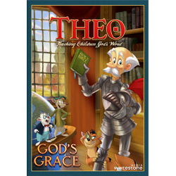 Spaans, Kinder DVD, Theo, deel 2 - Gods Genade