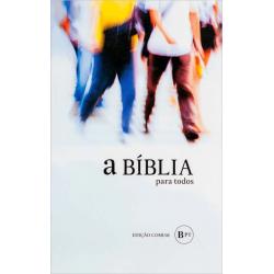 Portugees, Bijbel, (BPT) Groot formaat, Paperback