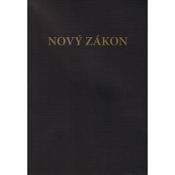 Tsjechisch, Nieuw Testament (GBV), Medium formaat, Paperback