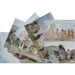 Arabisch, Kinderbijbel, 40 Posters