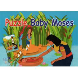 Engels, Spellen, Baby Moses , Puzzel