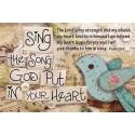 Engels, Kaart, Sing the Song