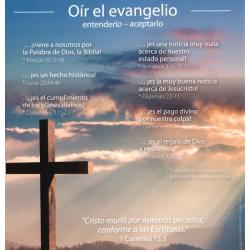 Spaans, Traktaat, Het Evangelie