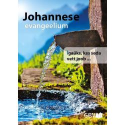 Estlands, Evangelie naar Johannes