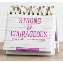 Engels, Bijbels Dagboek, Strong and Courageous