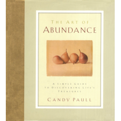 Engels, Boek, The art of abundance, Candy Paull