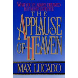 Engels, Boek, The Applause of Heaven, Max Lucado