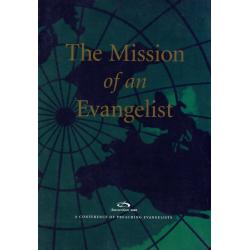 Engels, Boek, The Mission of an Evangelist, Billy Graham